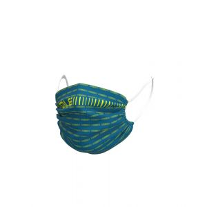 Ale Face Mask - Road - Azzure Blue/Fluro Yellow