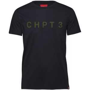 CHPT3 C3 Logo T-Shirt, Navy Blue