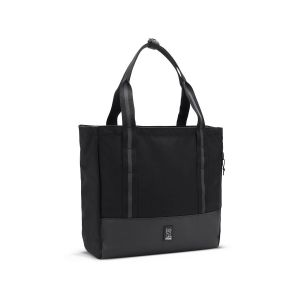 Chrome Civvy Messenger Tote Bag - Black