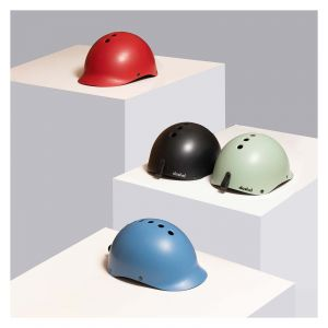 Dashel Cycle Helmet - Red