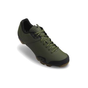 Giro Privateer Lace MTB Shoes Olive/Gum