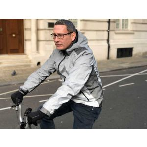 Velorution After Dark Classic Mens Jacket