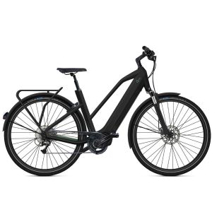 O2Feel iSwan D9 Trekking Electric Bike