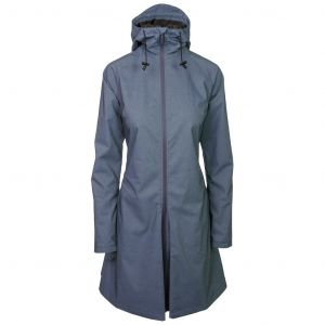 AGU SEQ Rain Jacket 2019 - Steel Blue