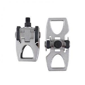 Strida Alloy Folding Pedals - Silver