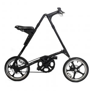 Strida LT Folding Bike - Matt Black