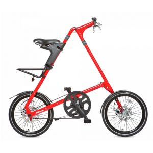 Strida SX Folding Bike - Red