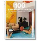 Taschen 100 Interiors Around the World. VOL 2 (Slipcased)