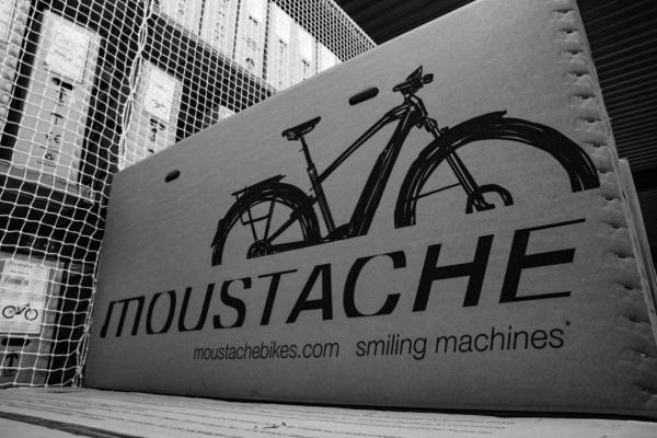 Introducing: Moustache electric bikes