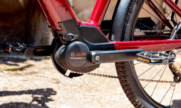 Electric bike motors explained