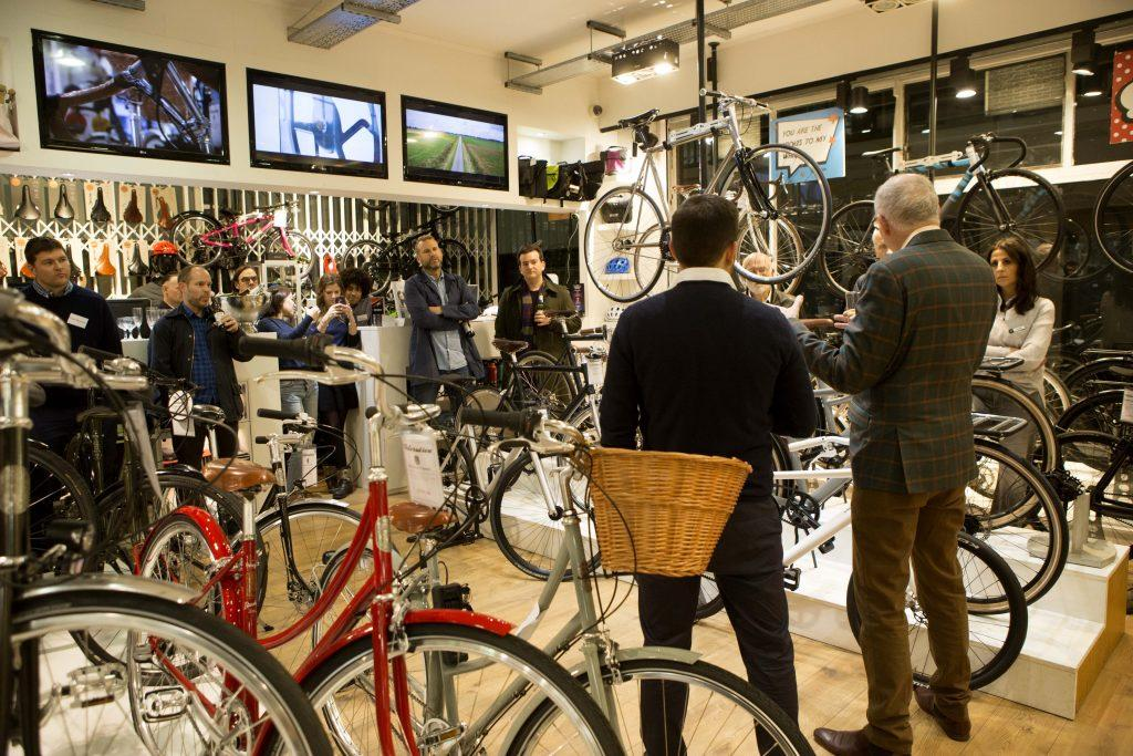 Velorution Crowdfunding Launch with Seedrs