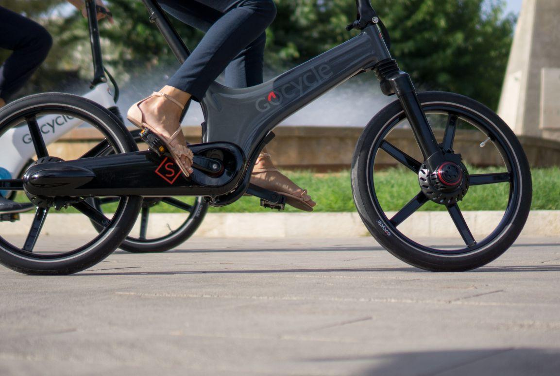 Why you should get an e-bike by Gocycle designer Richard Thorpe