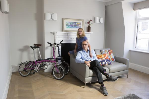 Velorutionaries - Jill and David Orbuch