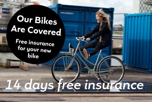Free Bike Insurance