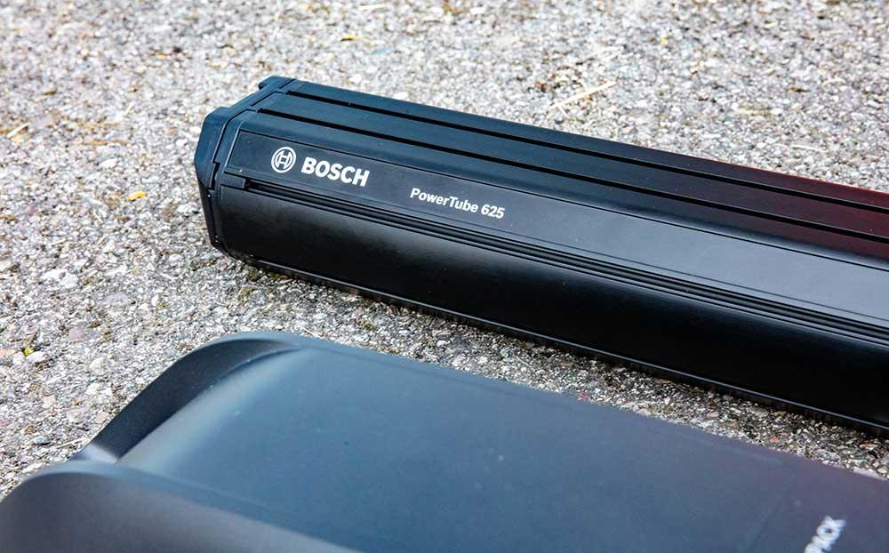 Bosch Powertube Battery Comparison