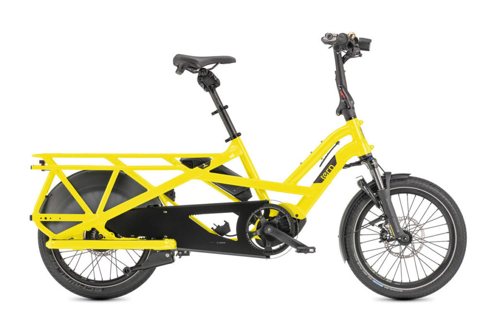 Tern GSD S00 LX Electric Cargo Bike